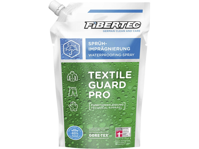 Fibertec Textile Guard Pro 500ml Réutilisable